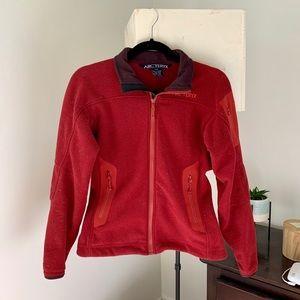 Arc'teryx fleece jacket